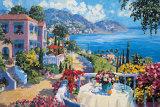 Italian Lakes III Prints by Julian Askins
