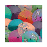Parasols I Prints by Jon Hart Gardey