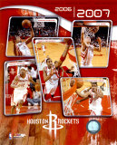 2006 - 2007 Rockets Team Composite Photo