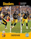2006 Steelers Big 3 / Defense Photo
