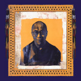 His Holiness the Dalai Lama I Print by Hedy Klineman