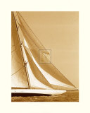 Classic Yacht I Prints by Ingrid Abery