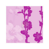 Plum Blossom V Prints by Kate Knight