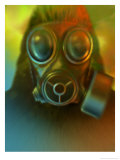 Gas Mask Prints
