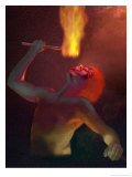 Fire Eater Prints