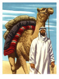 Bedouin (Arabic Nomadic Tribesman) Art