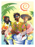 Steel Drum Band Prints