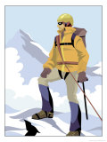 Mountain Climber Posters