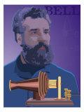Alexander Graham Bell Affiches