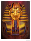King Tut Affiches