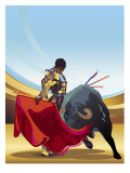 A Bullfight Art