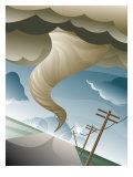 A Tornado Art