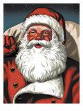 Papa Noël Affiches