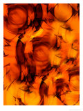 Hot Texture Posters