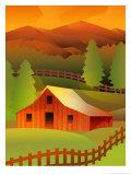 Barn Prints