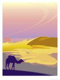 Désert du Sahara Affiches
