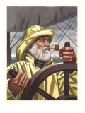 Fisherman Giclee Print