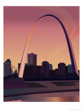 Gateway Arch Posters