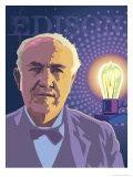 Thomas Edison Pósters