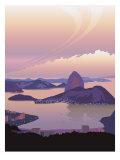 Rio de Janeiro Giclee Print