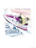 Jet Ski Posters