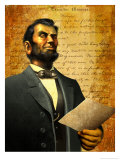 Abraham Lincoln Affiches