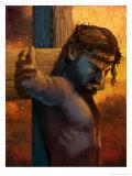 Jesus on Cross Art