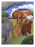 Noah's Ark Art