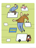 Email Montage Affiches