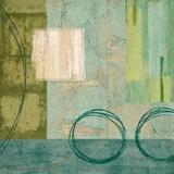 Aquamarine I Prints by Brent Nelson