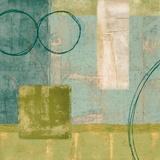 Aquamarine II Print by Brent Nelson
