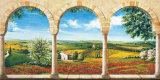 Dal Casale Prints by Giovanbattista Mannarini