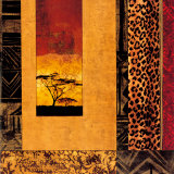 African Studies I Print by Chris Donovan