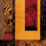 African Studies II Affiches par Chris Donovan