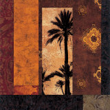 Moroccan Nights II Prints by Chris Donovan