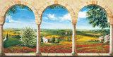 Dal Casale Posters by Giovanbattista Mannarini
