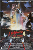 Nightmare On Elm Street 4 Prints