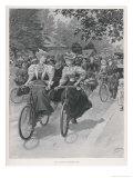 In Battersea Park London Giclee Print by Samuel Begg