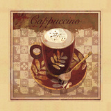 Cappuccino Posters by Linda Maron