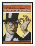 Le Bouchon De Cristal Giclee Print by Leo Fontan