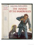 The Hound of the Baskervilles Giclee Print by Edwin Austin Abbey