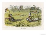 An Elves' Tournament Lámina giclée por Richard Doyle