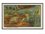 Pearl-Fishers Giclee Print by Jean Marc Cote