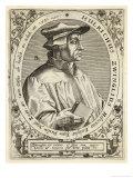 Ulrich Zwingli Swiss Religious Reformer Giclee Print by Theodor de Bry
