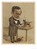 Louis Pasteur French Chemist Giclee Print by Amand