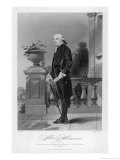 Henry Laurens American Revolutionary Statesman Virginia Planter Giclee Print by Alonzo Chappel