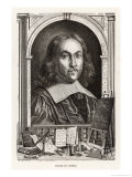 Pierre De Fermat French Mathematician Giclee Print by Louis Figuier