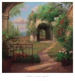 Haibin - Summer Garden Obrazy