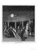 Perini's Planetarium London Giclee Print by Melville Gilbert