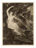 Morgan Le Fay Giclee Print by J. Dobie